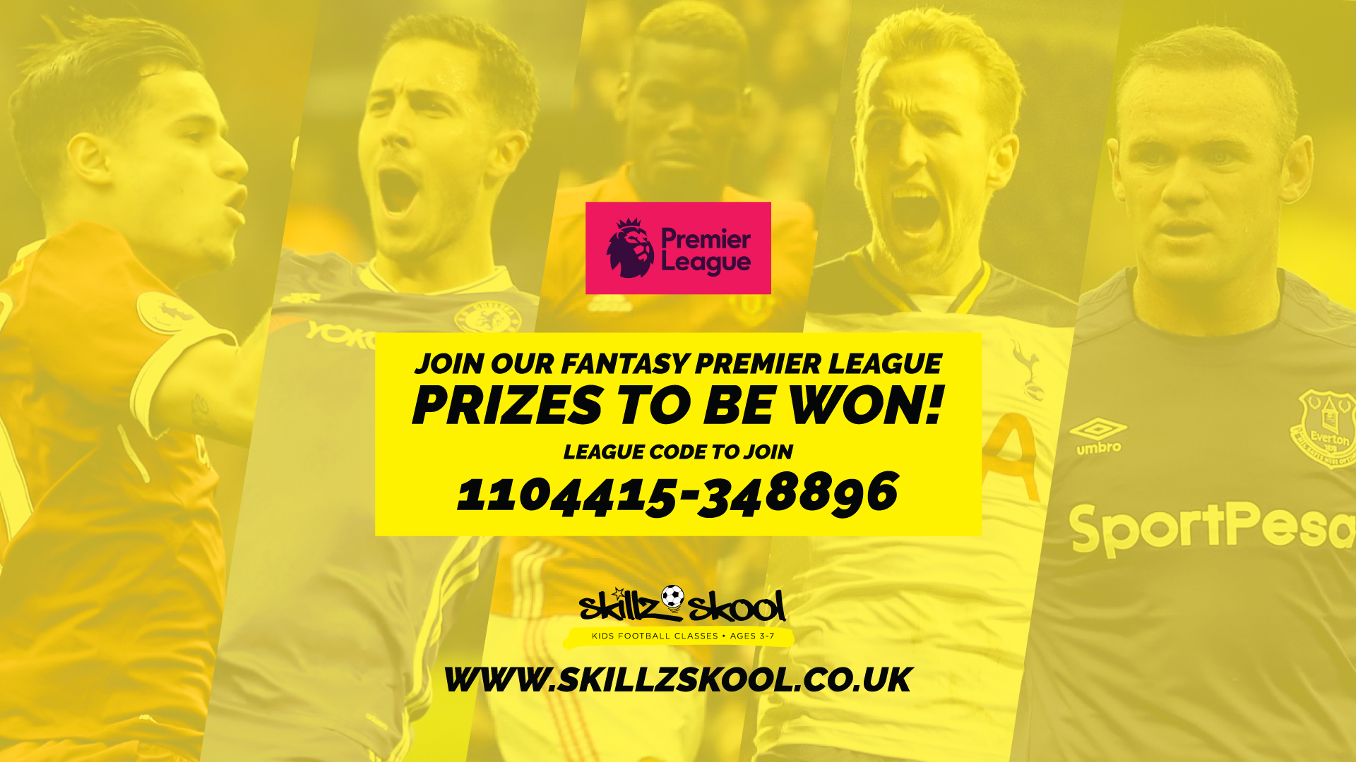 Fantasy Premier League with Skillz Skool