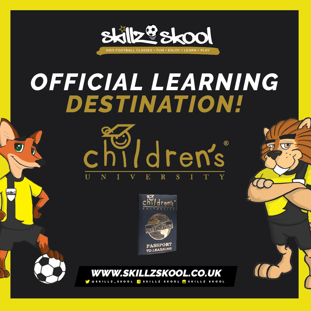 Children's University Learning Destinations!